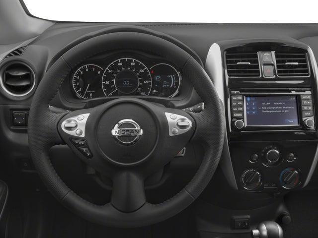 2018 Nissan Versa Note SR - Nissan dealer in Gaithersburg Maryland