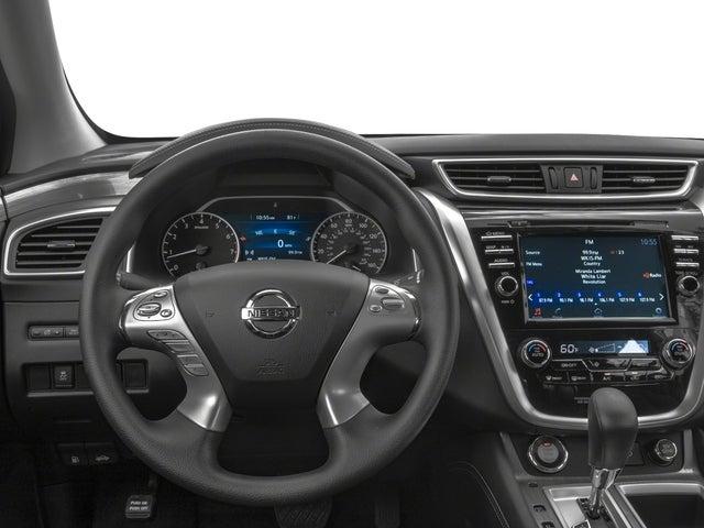 2018 Nissan Murano SL - Nissan dealer in Gaithersburg Maryland –