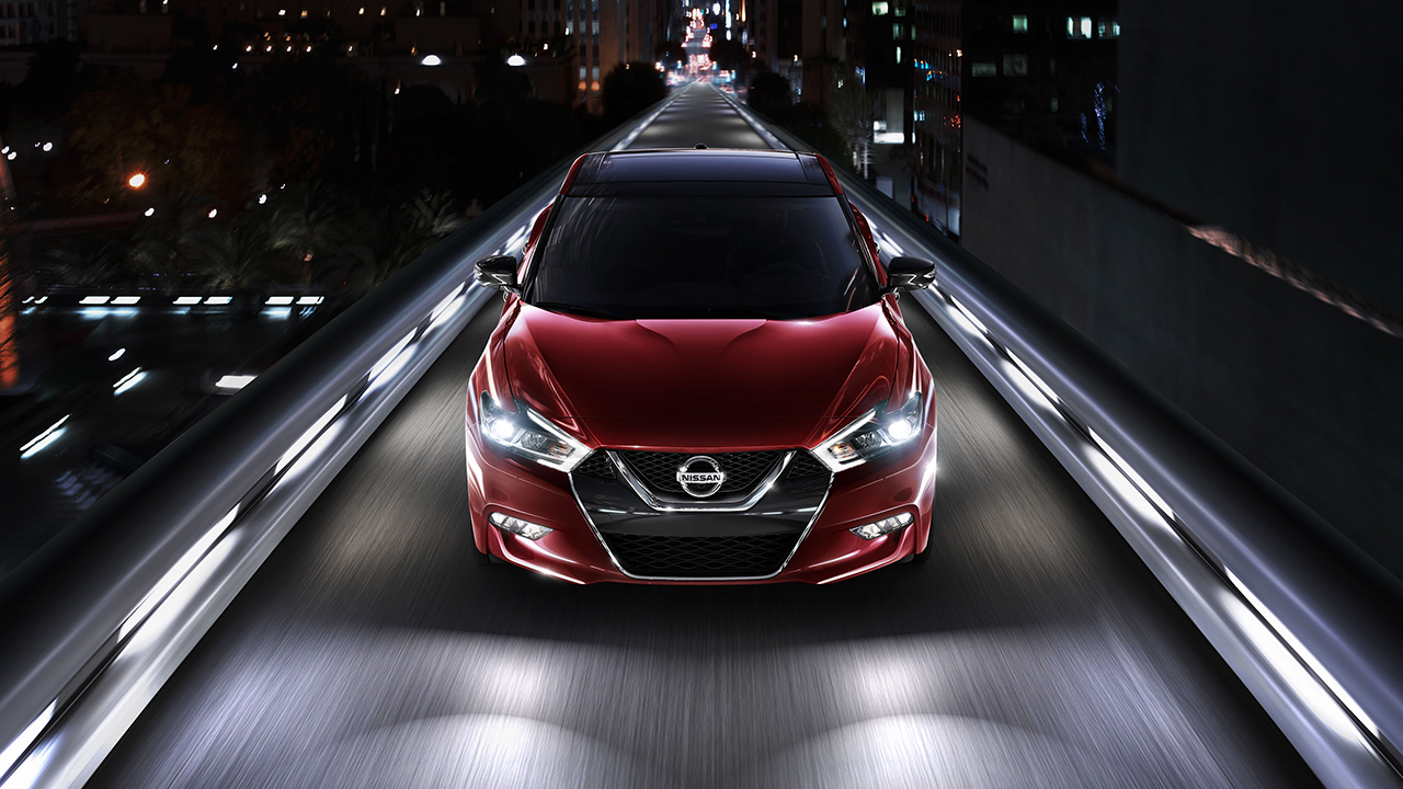 Younger Nissan of Frederick To Release 2017 Nissan Maxima Page ...