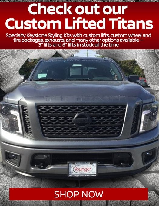 Younger Nissan of Frederick, MD | Your Local Nissan Dealer